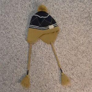 Notre Dame Winter Hat w/ Tassels